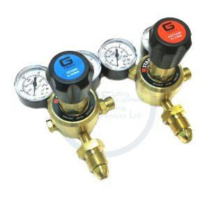 Gas Regulators & Flashbacks