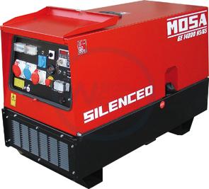 Mosa GE 14000 YS/GS Generating Set 400/230 volt