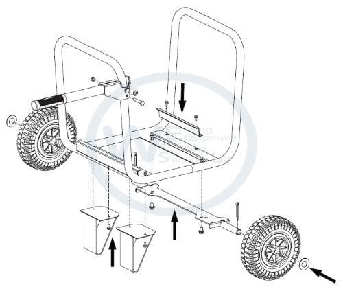 Undergear Welder & Generator