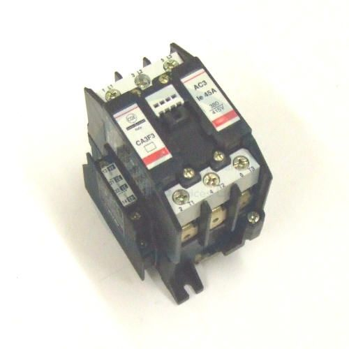 Contactor 24v with Auxillary 640514