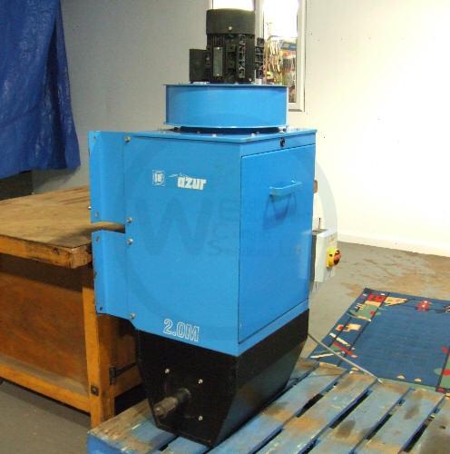 Saf Azur 2.0M Fume Extractor