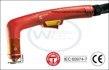 Trafimet Ergocut CB 150 Plasma Cutting Torch x 6 metre