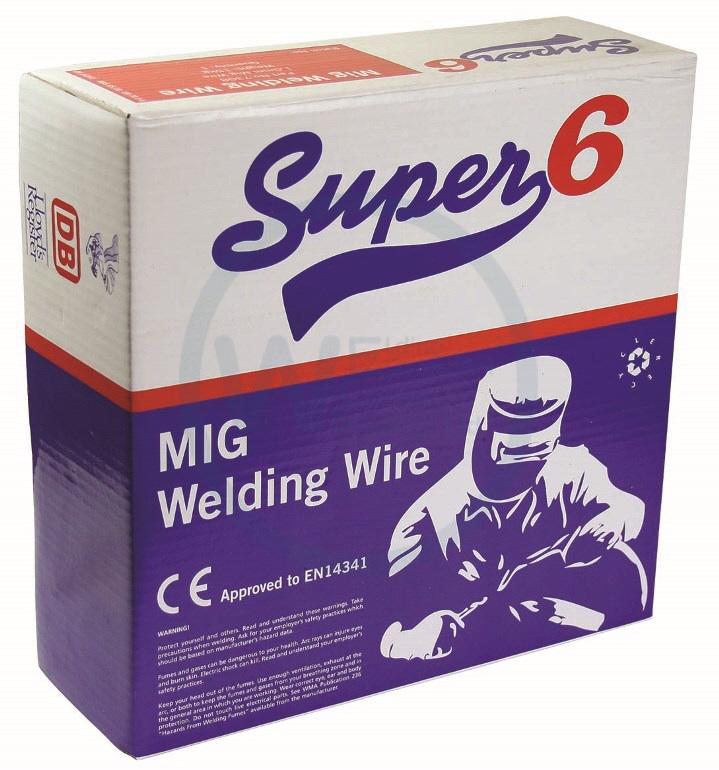 Aluminium 5356 Mig Welders Wire 1.0mm x 2Kg Reel