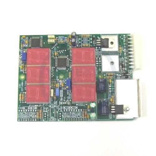 Oerlikon Meter PCB Pt No 22710041