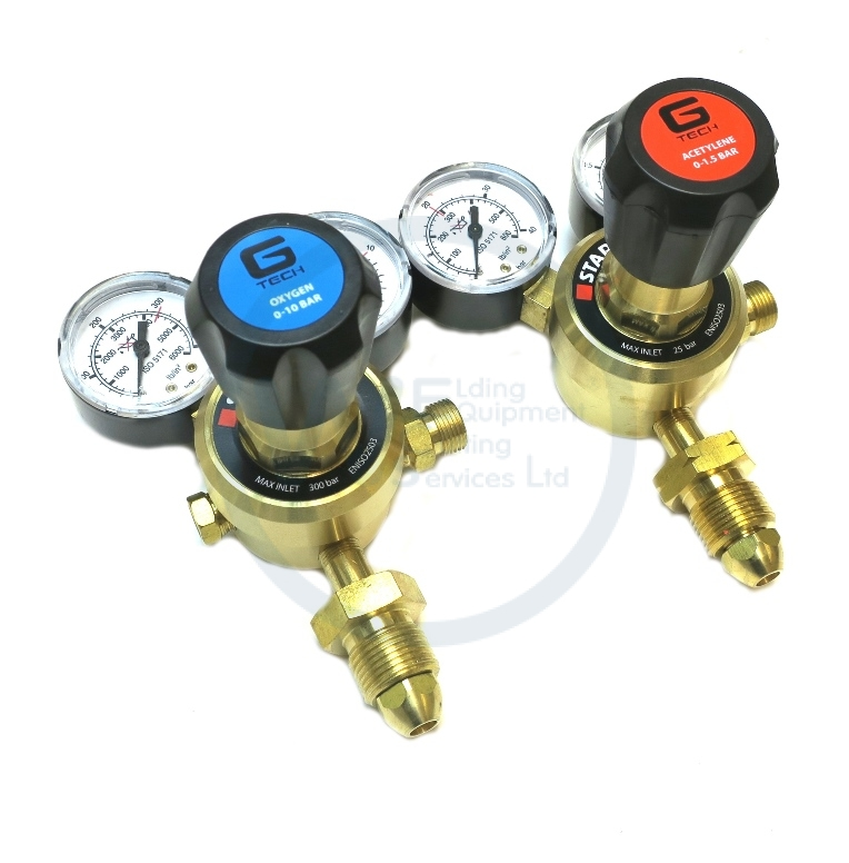 Gas Regulators & Flashbacks