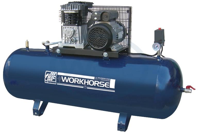Workhorse Belt Drive 230 Volt
