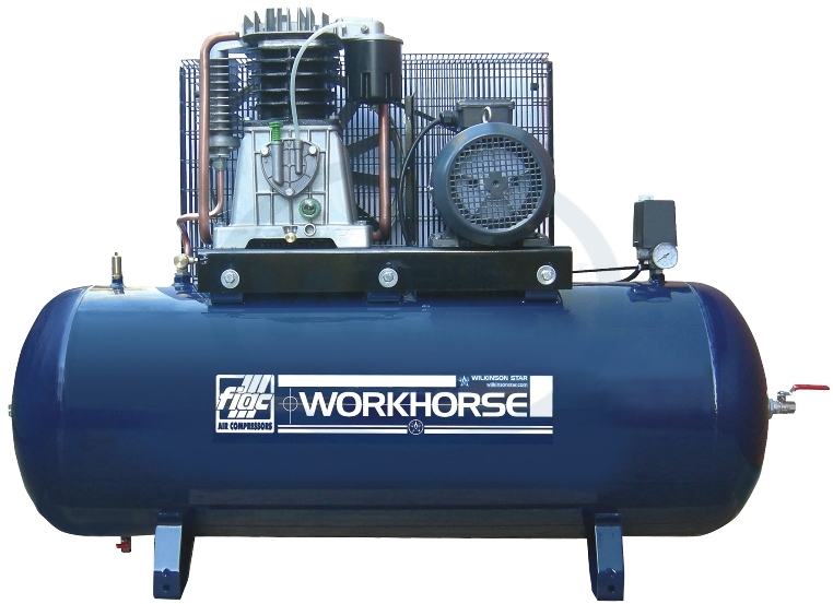 Workhorse Belt Drive 400 Volt