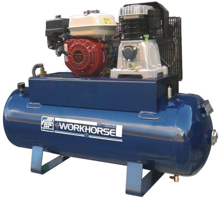 Workhorse Belt Drive Petrol