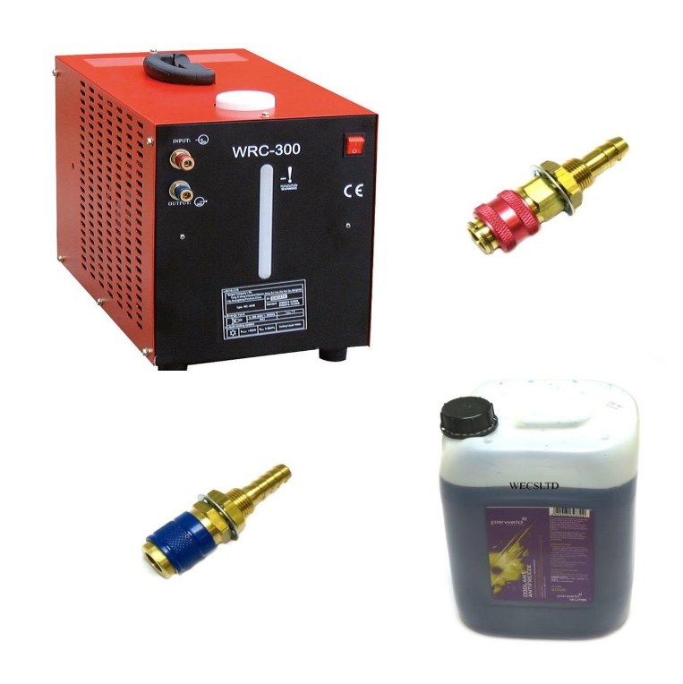 Water Cooling Parts & Coolers
