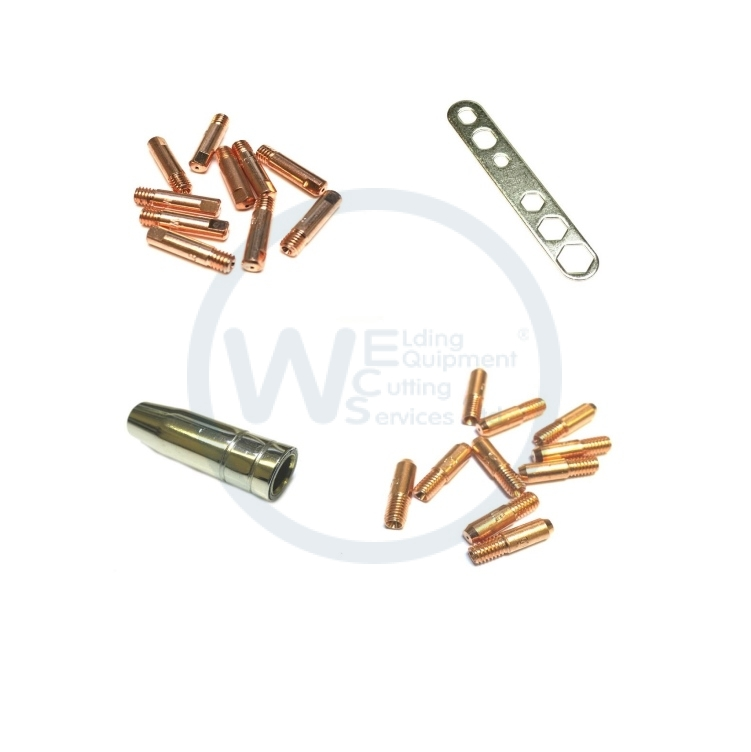 D.I.Y. Welding Spare Parts