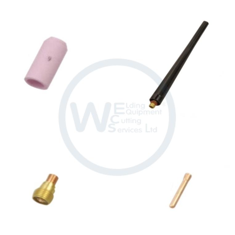 WP 9 and WP 20W Tig Torch Parts