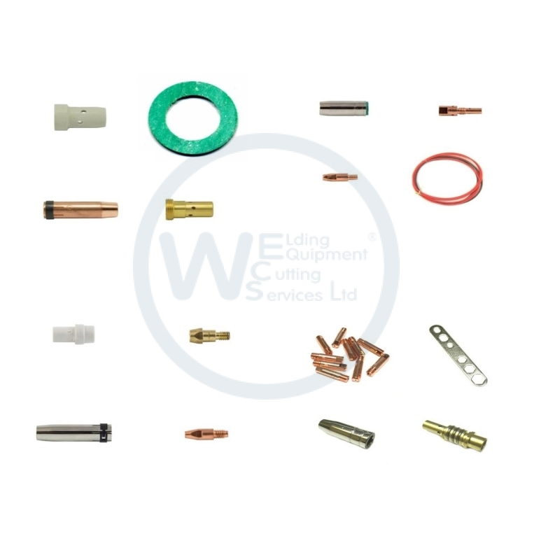 Mig Torch Consumables & Spare Parts