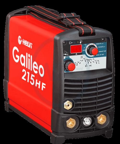 Helvi Galileo 215HF DC Tig Welder Gas Cooled