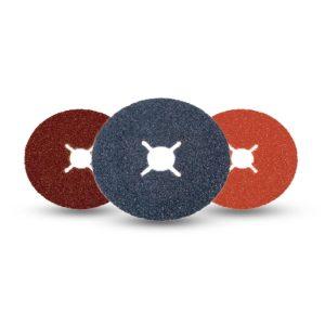 Abracs Fibre Sanding Discs