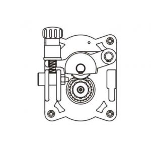 Two Roll Drive System Spare Parts