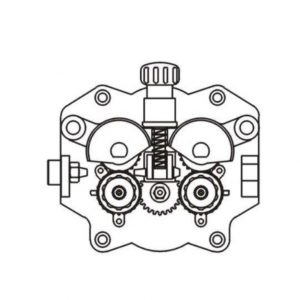 Four Roll Drive System Spare Parts