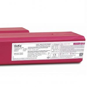 GeKa Cast Iron Electrodes
