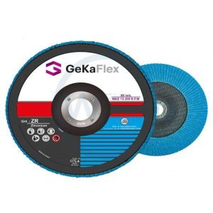 GeKaflex Zirconium Flap Discs