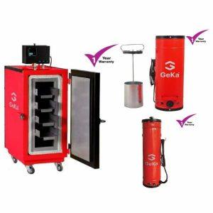 GeKa Electrode Drying Ovens