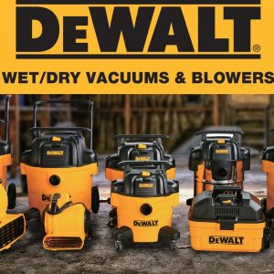 DeWALT Cleaners & Blowers